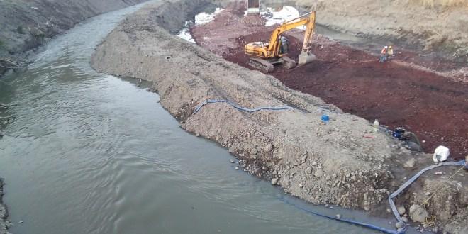 A 9 meses de ecocidio en río, inicia Conagua reforestación