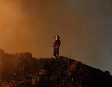 Rechaza Semarnath contingencia tras el incendio en tiradero