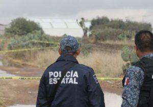 Por delincuencia organizada, van 38 ejecuciones en Hidalgo