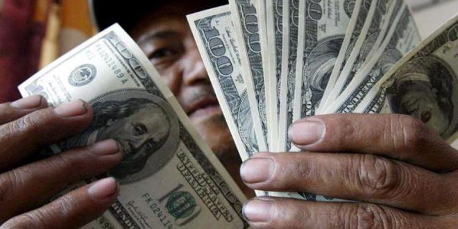 Registraron remesas una caída de 10% en trimestre de este año