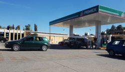 Por huachicoleo, caen 65% ventas en las gasolineras