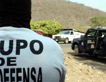 (Video) Autodefensas sometieron a un delincuente en Huasca
