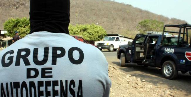 (Video) Autodefensas sometieron a un delincuente en Huasca