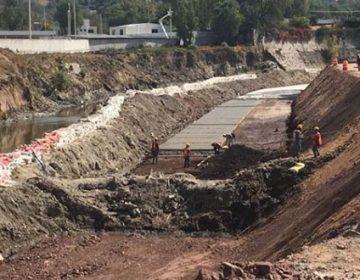 Preocupa que lodos del río Tula dañen manantial