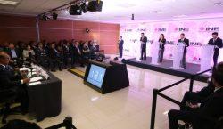 Participarán tres mujeres en segundo debate a Senado: INE