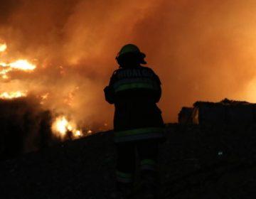 Tras incendio, demanda OSC castigo para los responsables