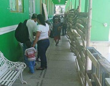 Sin iniciativas, ediles en Cabildo de Agua Blanca