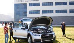 En 2018 Audi va por más producción y contrataciones