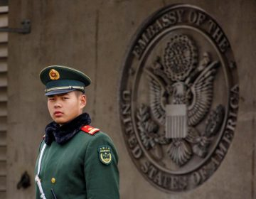 Sospechan de ataque sónico contra el personal de la embajada de EE. UU. en China