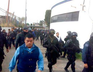 Estado asume control de seguridad en Texmelucan