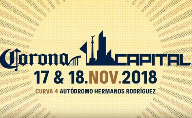 NIN, Robbie Williams, MGMT, Lorde… Revelan cartel oficial del Corona Capital 2018