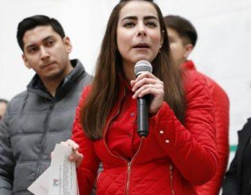 Confirman a Ileana Quijano en candidatura indígena en Huejutla