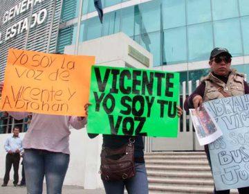 Madres poblanas demandan búsqueda de tres de sus hijos
