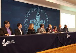 Universidades presentan agenda educativa a candidatos