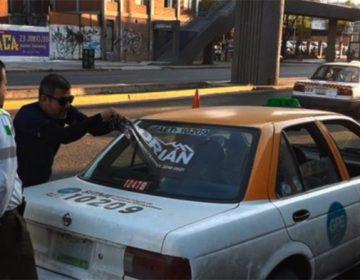 """Acto de represión"" que Gobierno Interino retire propaganda de taxis: PAN en NL"