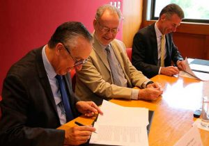 Logran vinculación Ibero-VW Financial Services