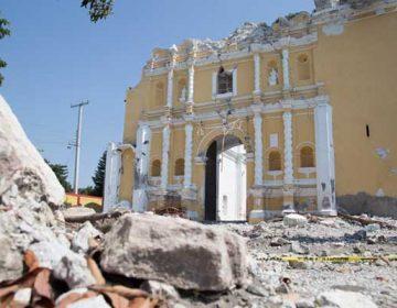 Faltan por reparar 270 monumentos dañados por sismo