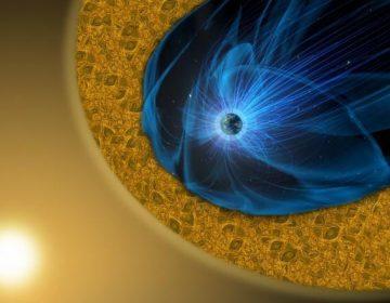 La NASA descubre una extraña explosión magnética en la atmósfera de la Tierra