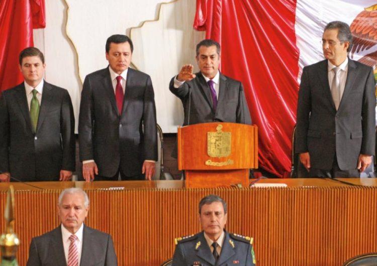 """Arremeten """"El Bronco"""" y Gobierno de NL contra Osorio Chong"""