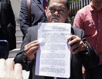 """INE multa a """"El Bronco"""" por triangular recursos y el candidato acusa al órgano electoral ante la FEPADE"""