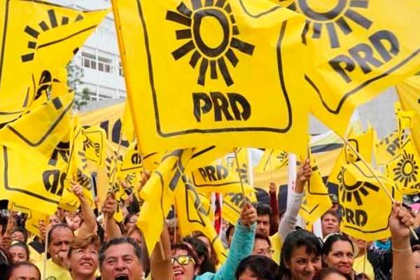 Verdaderos perredistas piden el voto pero para Morena