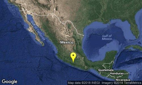 Se registra sismo en Guerrero, suena alerta sísmica en la CDMX