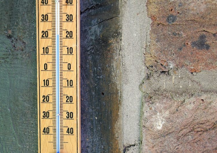 El día de hoy será el más cálido en San Luis Potosí de esta semana