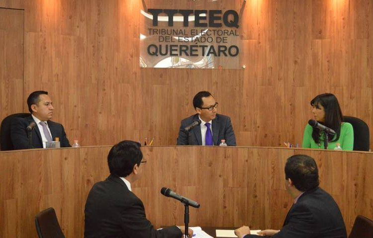 Tribunal Electoral invalida impugnación contra Adolfo Ríos