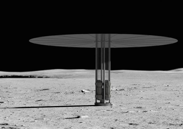 """Kilopower, el nuevo """"mini reactor"""" nuclear de la NASA podría impulsar la colonia de Marte"""