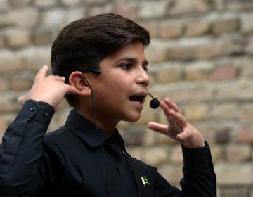 Hammad, el niño paquistaní de 11 años que triunfa con sus cursos de motivación