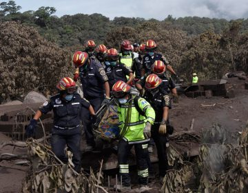 Guatemala suspende búsqueda de desaparecidos; aumentan a 109 los muertos