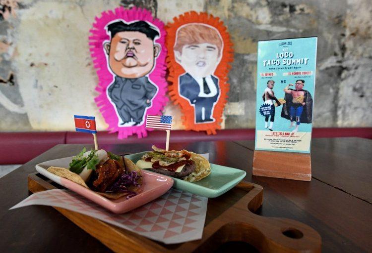 El baño portátil de Kim y otras 5 curiosidades de la histórica cumbre en Singapur