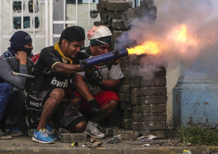 Protestas contra Ortega en Nicaragua: crisis política, barricadas y 139 muertos