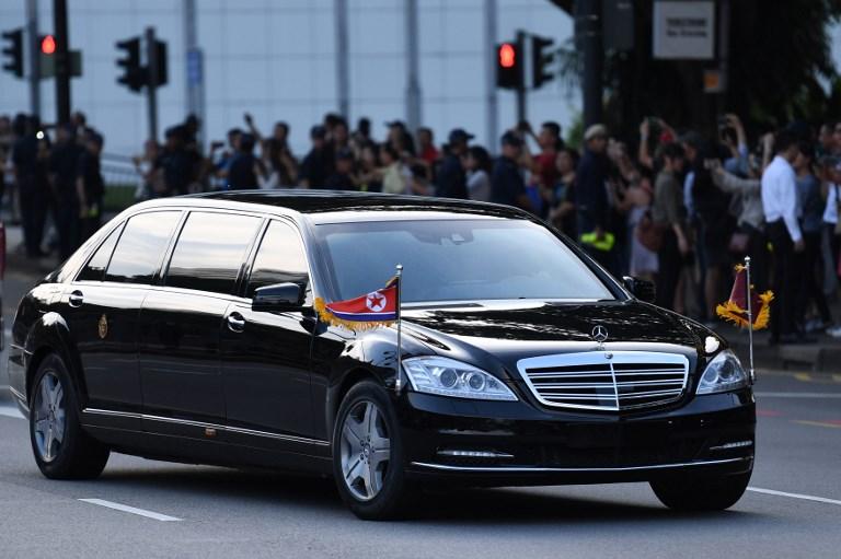 Kim Jong-un ya está en Singapur para cumbre con Donald Trump