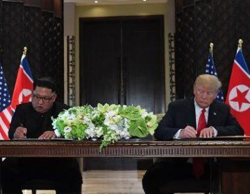 Qué dice el acuerdo firmado entre Trump y Kim y cuándo veremos resultados