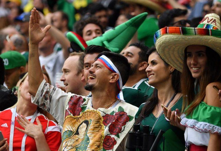 Las muestras de machismo y homofobia de mexicanos, peruanos y brasileños en el Mundial