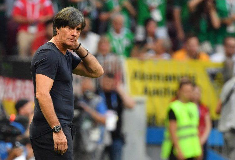 """Löw, el técnico de Alemania, no está nada contento: """"es decepcionante haber perdido"""", dice"""