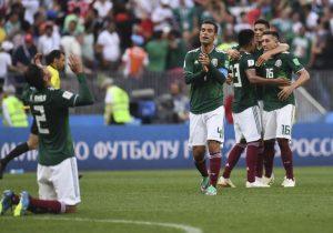 México 🇲🇽 sorprende al campeón del mundo: le gana a Alemania en su debut en Rusia 2018 😀