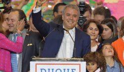 El conservador Iván Duque gana la presidencia en Colombia, según…