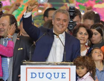 El conservador Iván Duque gana la presidencia en Colombia, según preconteo electoral