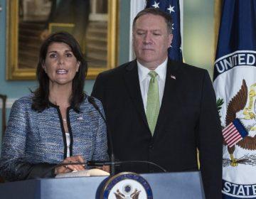 """EE. UU. se retira del Consejo de Derechos Humanos de la ONU; es """"una organización hipócrita"""", acusa"""