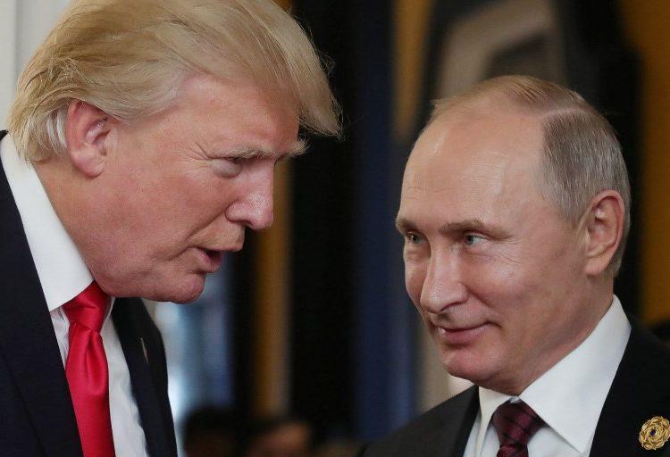 Donald Trump y Vladimir Putin acuerdan reunirse en un país neutral
