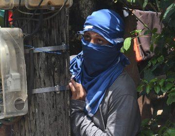 Represión de manifestantes en Managua deja 5 muertos, entre ellos un bebé
