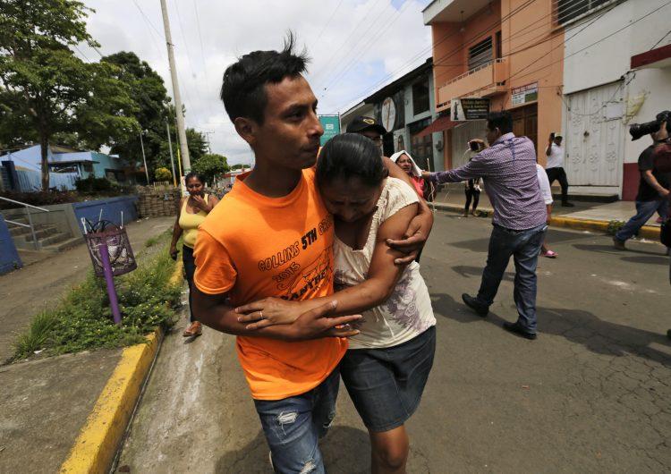 Los muertos por acciones represivas del gobierno en Nicaragua suben a 212, reporta la CIDH