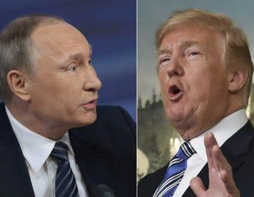 Putin y Trump buscan 'rescatar su relación' con una cumbre en Helsinki