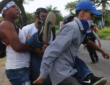 Ataque contra manifestantes en Nicaragua deja a 6 heridos