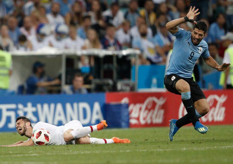 ¡Adiós Ronaldo! Con el triunfo de Uruguay ante Portugal, otro grande del fútbol se va de Rusia