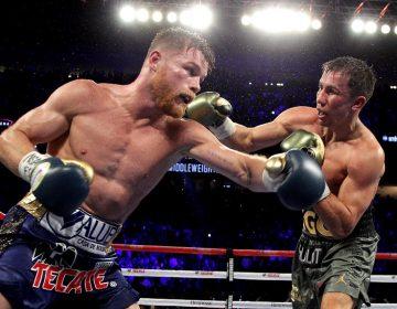 Sí habrá pelea entre Canelo y Golovkin el 15 de septiembre, confirma De la Hoya