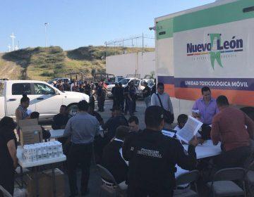 Gobierno de NL asume seguridad en Cadereyta; someterán a 92 policías a pruebas de confianza