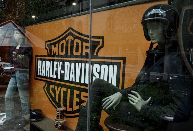 Harley Davidson se va a rodar fuera de EE.UU para evitar aranceles de Europa